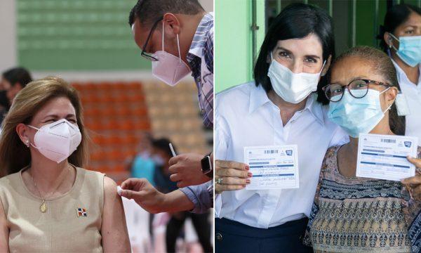 Raquel-Pena-y-Raquel-Arbaje-vacunacion-El-Caribe-e1620136653630.jpg
